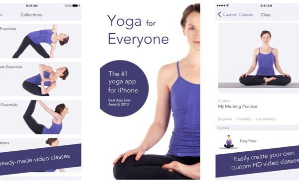Yoga Apps