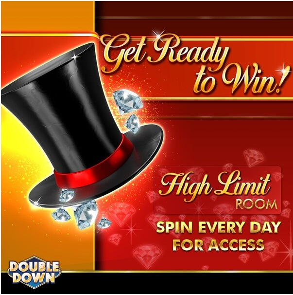 high limit room at double down casino