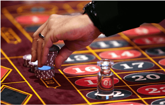 How does Big Number trick work when playing Roulette?