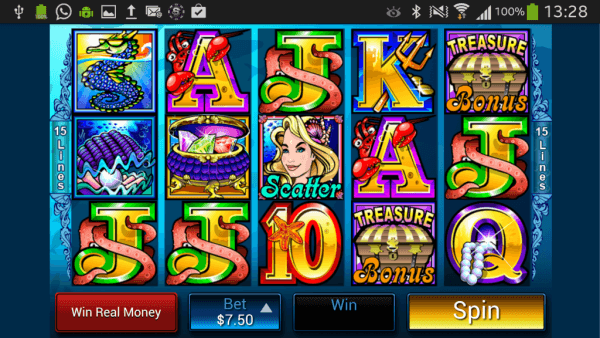 Mermaid Millions Game - Click to Play