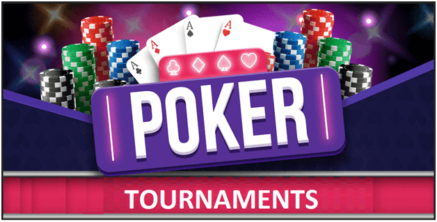 play poker tournaments with mobile
