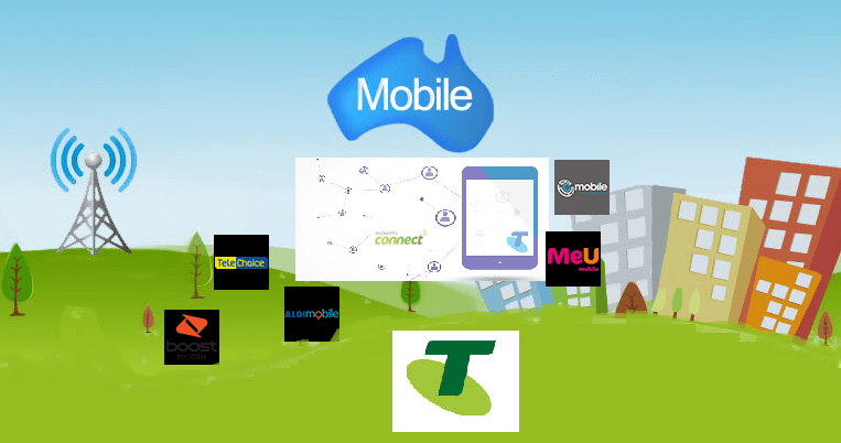 Telstra Mobile Network