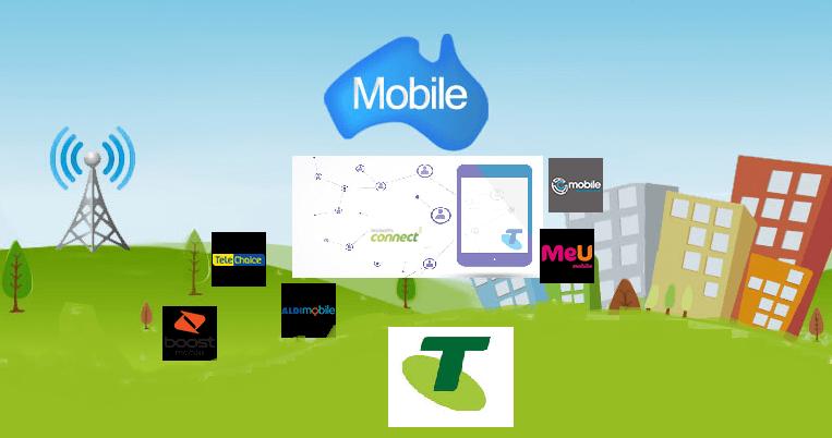 Telstra Mobile Network