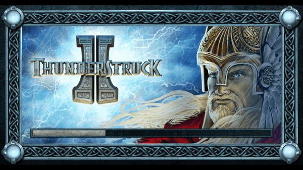 Thunderstruck II Loading Screen
