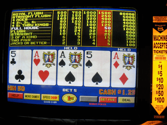 video-poker-variations