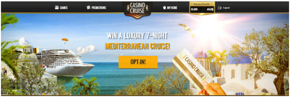 Casino Cruise bonuses