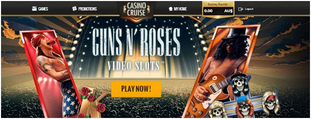 Casino Cruise Pokies
