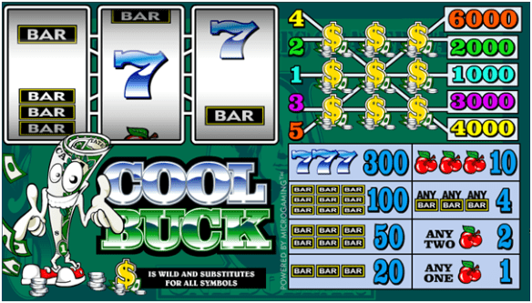 Cool Buck Pokies