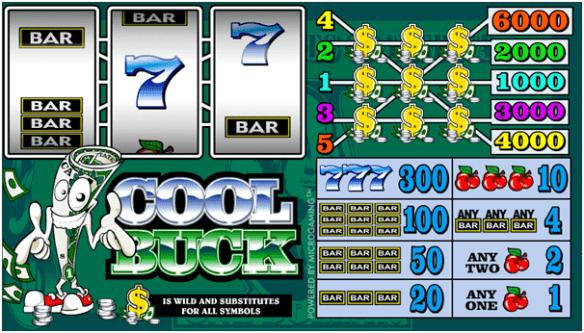 Cool Buck Pokies