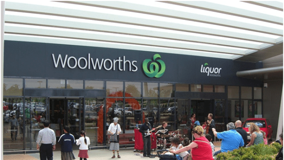 Woolsworth pokies and alcohol