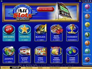 Which day is 10% cashback All Slots mobile Casino
