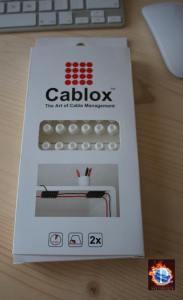 Cablox - endlich das Kabelwirrwar in den Griff bekommen