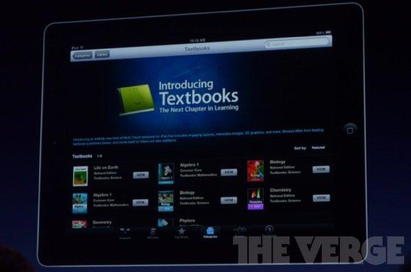 Apple Keynote - Schulbücher