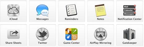 Mountain Lion - OS X 10.8