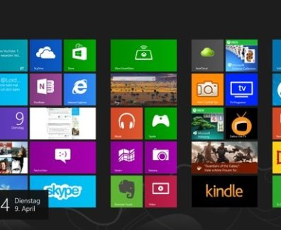 Tipp – Suchfunktion unter Windows 8