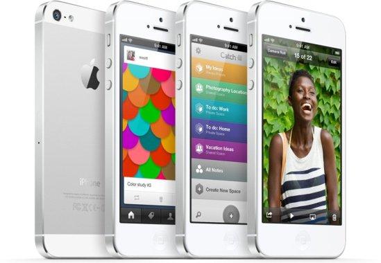 iPhone 5 gewinnen - im #GeekTalk