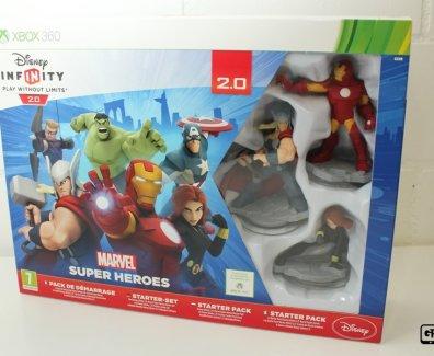 XBox 360 – Disney «Infinity 2.0»