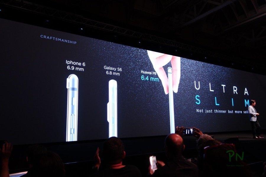 Huawei P8 und Talkband 2