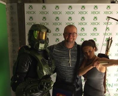 Microsoft läd zum Xbox Rise of the Tomb Raider Event ein