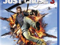 Just Cause 3 – Cover