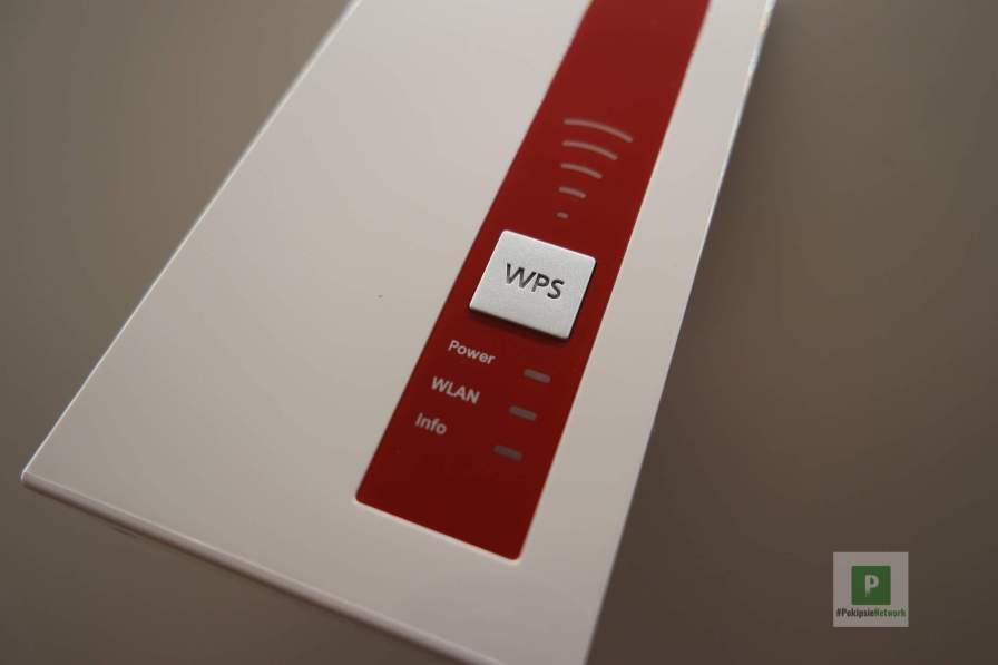 Der WPS Button
