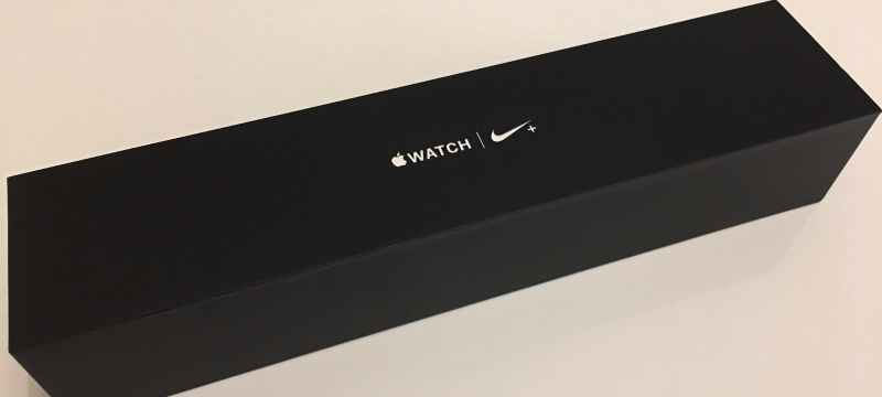 Apple Watch Serires 2 Nike+