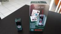 Bosch PLR 15 Testbericht digitale Laser-Entfernungsmesser ...