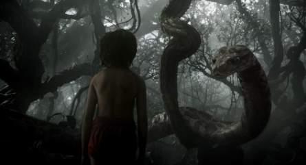 Mowgli - Neel Sethi - Kaa