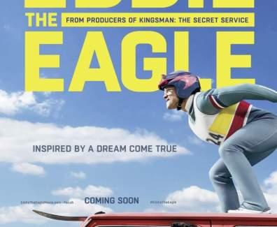 Eddie the Eagle Cover