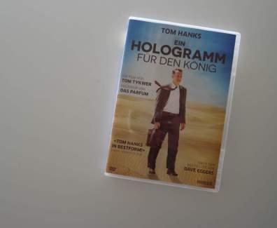 Ein Hologramm für den König DVD Cover