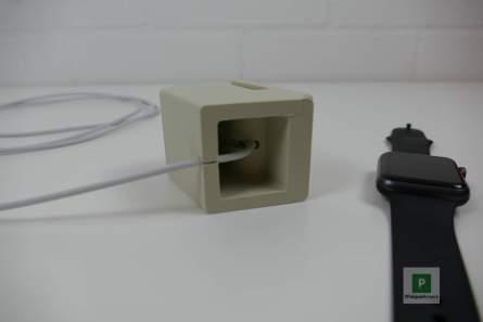 Apple Watch Kabel einfädeln