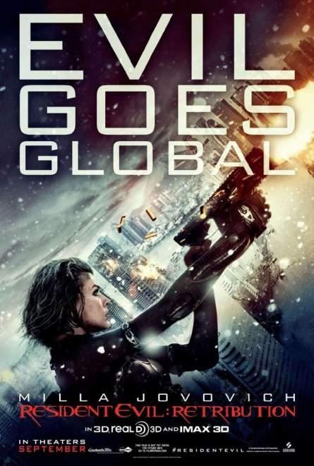 Evil goes global - Resident Evil