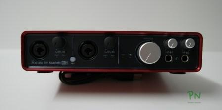 Focusrite Scarlett 6i6 - neues Audiointerface für den #GeekTalk Podcast
