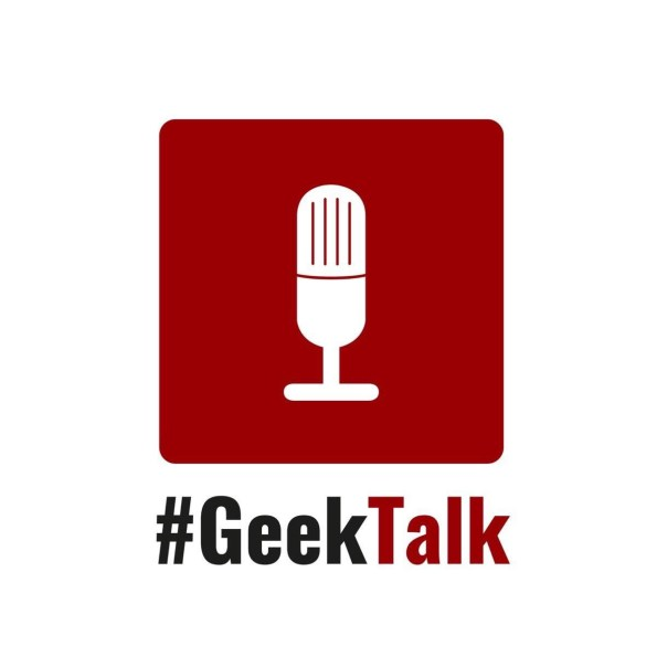 GeekTalk Podcast Logo
