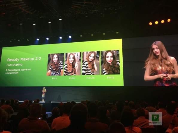 Huawei Keynote an der IFA 2016