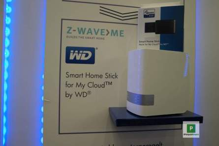 Z-Wave & Western Digital