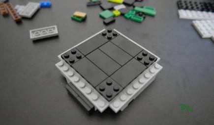 Intel NUC - LEGO