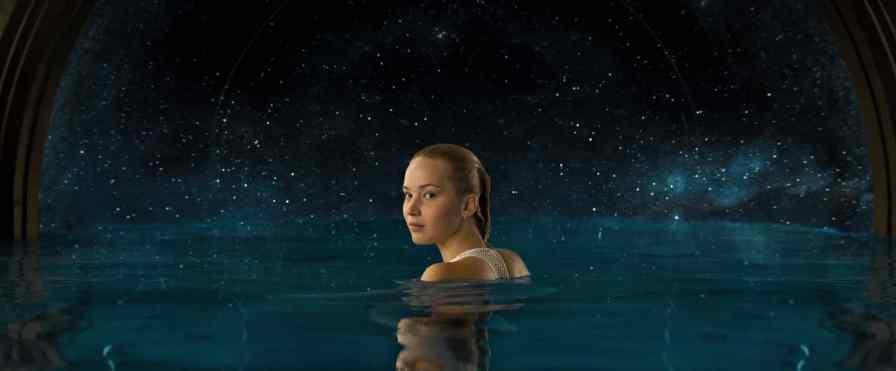Jennifer Lawrence als Aurora