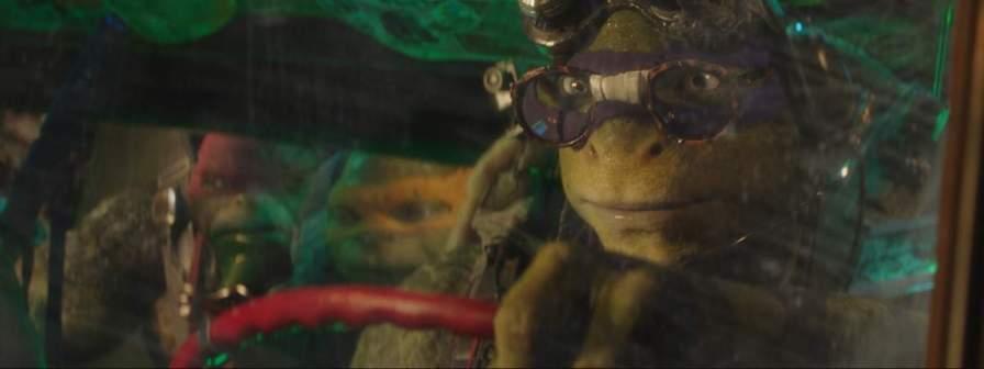 Szenen - Donatello (voiced by Jeremy Howard)