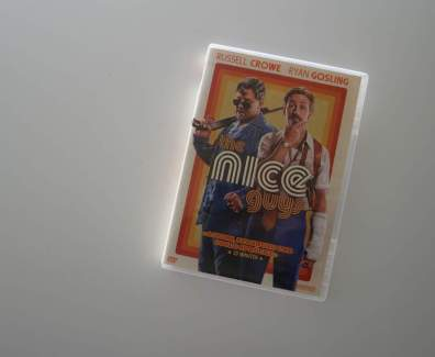 The nice Guys DVD Cover