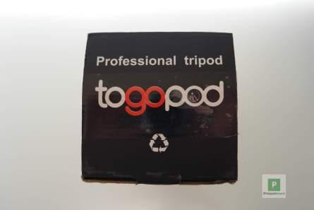 togopod PATRICK Verpackung