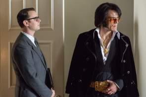 Krogh (Colin Hanks), Elvis (Michael Shannon)