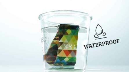 Wasserdichte Uhr
