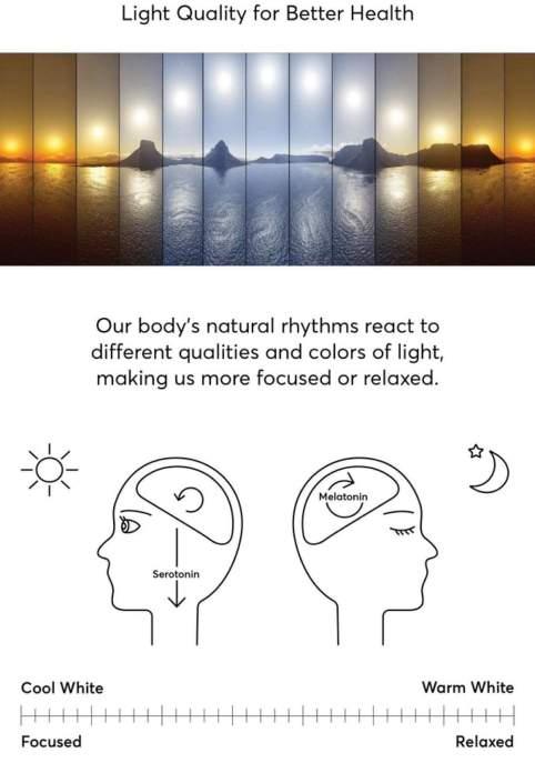Wie das Licht uns - positiv - beeinflussen kann