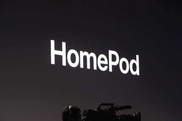 Der neue HomePod
