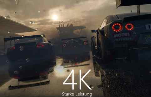 Jetzt in nativem 4K