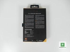 Verpackungs-Rückseite