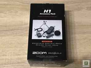 Zoom H1 Zubehoer Pack