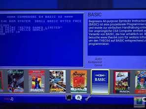 Programme nachladen mit Basic