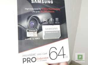 Gibts in 32, 64 und 128 GB Version